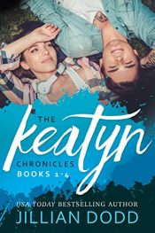 amazon bargain ebooks The Keatyn Chronicles: Books 1-4: A Prep School Romance YA/Teen by Jillian Dodd