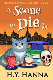amazon bargain ebooks A Scone to Die for Cozy Mystery by H.Y. Hanna
