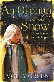 bargain ebooks An Orphan in the Snow Historical Fiction by Molly Green