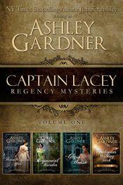 amazon bargain ebooks Captain Lacey Regency Mysteries Volume One Historical Mystery by Ashley Gardner