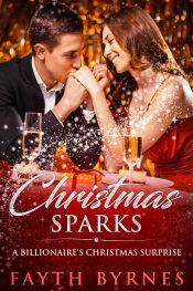 bargain ebooks Christmas Sparks Holiday Romance by Fayth Byrnes