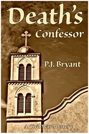 bargain ebooks Death's Confessor Historical Mystery by Phillip Bryant & Jennifer Bryant