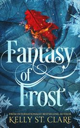 bargain ebooks Fantasy of Frost Young Adult/Teen Fantasy by Kelly St Clare