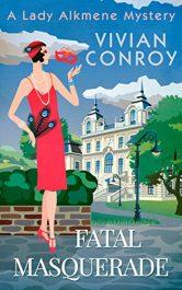 bargain ebooks Fatal Masquerade Historical Mystery by Vivian Conroy