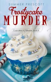 bargain ebooks Frostycake Murder Cozy Mystery by Summer Prescott