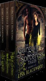 bargain ebooks Gargoyle & Sorceress Boxset Urban Fantasy Romance by Lisa Blackwood