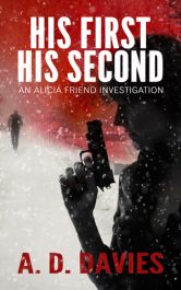 bargain ebooks His First His Second Serial Killer Mystery by A. D. Davies