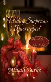 bargain ebooks Holiday Surprise: Unwrapped Erotic Romance by Aliyah Burke