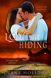 bargain ebooks Love in Hiding Romantic Suspense by Diane Holiday