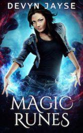 bargain ebooks Magic Runes Urban Fantasy by Devyn Jayse