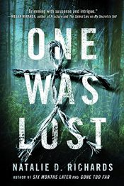 bargain ebooks One Was Lost Young Adult/Teen Mystery by Natalie D. Richards