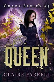 bargain ebooks Queen Dark Fantasy / Horror by Claire Farrell