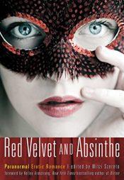 bargain ebooks Red Velvet and Absinthe Erotic Romance by Mitzi Szereto