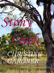 amazon bargain ebooks Stony Creek (Red Dust Series Book 1) Australian Historical Fiction by Christine Gardner