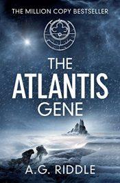 bargain ebooks The Atlantis Gene Thriller by A.G. Riddle