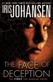bargain ebooks The Face of Deception Thriller by Iris Johansen
