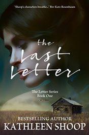 bargain ebooks The Last Letter Historical Fiction by Kathleen Shoop