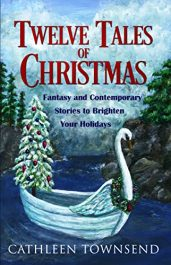 bargain ebooks Twelve Tales of Christmas Fantasy by Cathleen Townsend