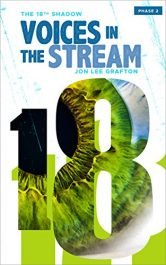 bargain ebooks Voices In The Stream: Phase 02 (The 18th Shadow) Science Fiction by Jon Lee Grafton