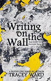 bargain ebooks Writing on the Wall YA/Teen Sci-Fi Horror by Tracey Ward