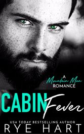 bargain ebooks Cabin Fever Contemporary Romance by Rye Hart