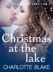 amazon bargain ebooks Christmas at the Lake Holiday Romance by Charlotte Blake