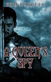 bargain ebooks A Queen's Spy YA Historical Fiction by Sam Burnell
