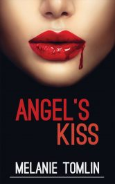 amazon bargain ebooks Angel's Kiss Dark Fantasy Horror by Melanie Tomlin