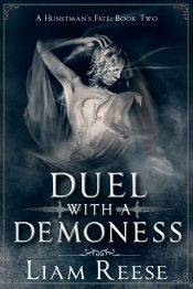 bargain ebooks Duel With A Demoness Fantasy by Liam Reese