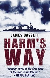 bargain ebooks Harm's Way Historical Adventure by James Bassett