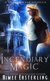 bargain ebooks Incendiary Magic Fantasy by Aimee Easterling