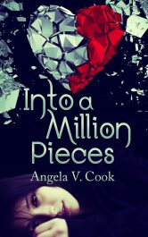 bargain ebooks Into a Million Pieces YA Paranormal Romance by Angela V. Cook
