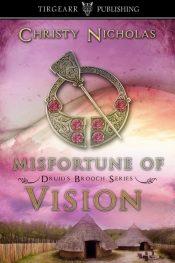 bargain ebooks Misfortune of Vision Historical Fantasy by Christy Nicholas