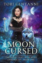 bargain ebooks Moon Cursed Urban Fantasy by Tori Centanni