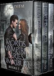 bargain ebooks Mortis Series Omnibus 1 Paranormal Romance by J.C. Diem