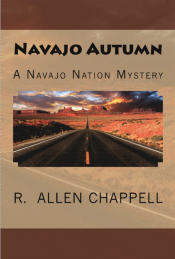 bargain ebooks Navajo Autumn Mystery by R. Allen Chappell