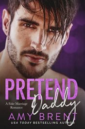 bargain ebooks Pretend Daddy Contemporary Romance by Amy Brent