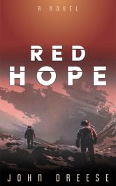 bargain ebooks RED HOPE SciFi Action/Adventure by John Dreese