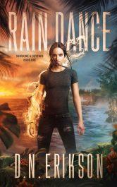 bargain ebooks Rain Dance Urban Fantasy by D.N. Erikson