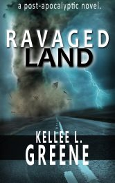 bargain ebooks Ravaged Land - A Post-Apocalyptic Novel Science Fiction by Kellee L. Greene