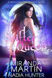 bargain ebooks Shifter Queen Urban Fantasy by Miranda Martin