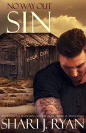 bargain ebooks Sin (No Way Out) Western Horror by Shari J. Ryan