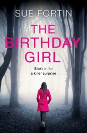 bargain ebooks The Birthday Girl Psychological Thriller by Sue Fortin