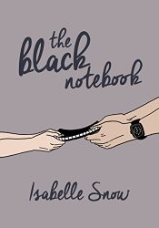 bargain ebooks The Black Notebook Young Adult/Teen by Isabelle Snow