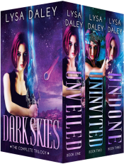 bargain ebooks The Dark Skies Trilogy: Books 1-3 Young Adult/Teen SciFi by Lysa Daley