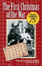 bargain ebooks The First Christmas of the War Historical Fiction by Alan Simon