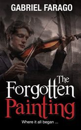 amazon bargain ebooks The Forgotten Painting: A Historical Mystery Novella Historical Mystery Thriller by Gabriel Farago