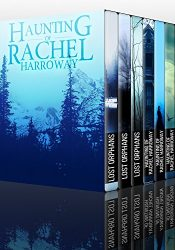 bargain ebooks The Haunting of Rachel Harroway Super Boxset: A Gripping Paranormal Mystery Paranormal Horror Mystery by J.S. Donovan