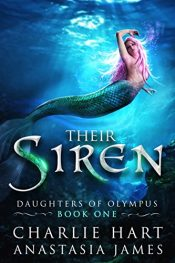 bargain ebooks Their Siren (Daughters of Olympus Book 1) Fairy-tale Fantasy by Charlie Hart and Anastasia James