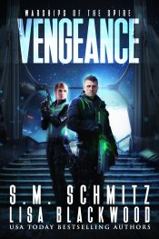 bargain ebooks Vengeance Science Fiction by Lisa Blackwood